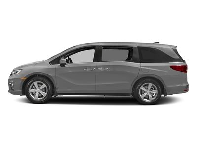 New 2018 Honda Odyssey EX-L w/Navi/RES Automatic Van