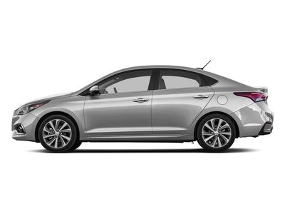 New 2018 Hyundai Accent SEL Sedan Automatic