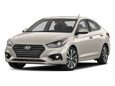 2018 Hyundai Accent SEL Sedan Automatic - Click to see full-size photo viewer