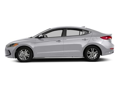 New 2018 Hyundai Elantra SEL 2.0L Automatic (Alabama) Sedan