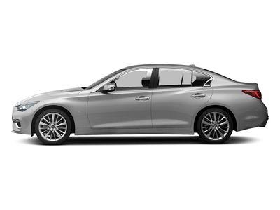 New 2018 INFINITI Q50 3.0t LUXE AWD Sedan