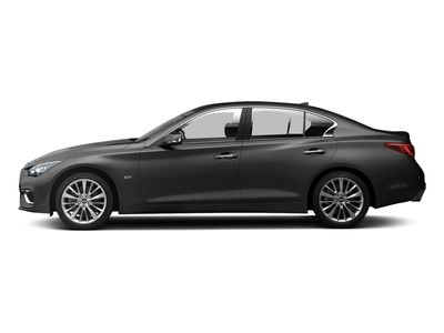 New 2018 INFINITI Q50 3.0t LUXE AWD Sedan