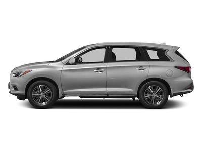 New 2018 INFINITI QX60 AWD SUV
