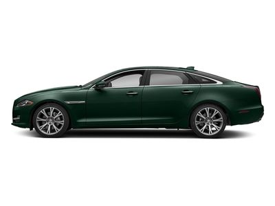 New 2018 Jaguar XJ XJL Portfolio AWD Sedan
