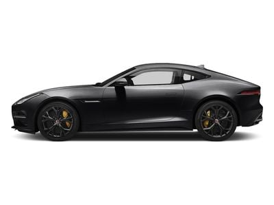 New 2018 Jaguar F-TYPE Coupe Automatic 380HP AWD