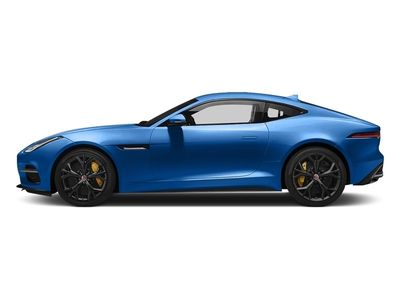 New 2018 Jaguar F-TYPE Coupe Automatic 296HP