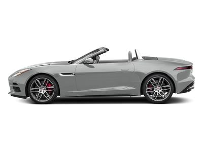 New 2018 Jaguar F-TYPE Convertible Automatic 400 Sport AWD