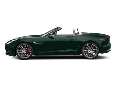 New 2018 Jaguar F-TYPE Convertible Automatic R-Dynamic AWD