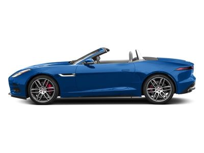 New 2018 Jaguar F-TYPE Convertible Automatic 380HP AWD