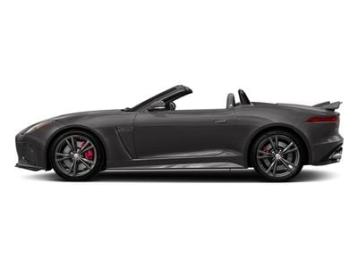 New 2018 Jaguar F-TYPE Convertible Automatic SVR AWD