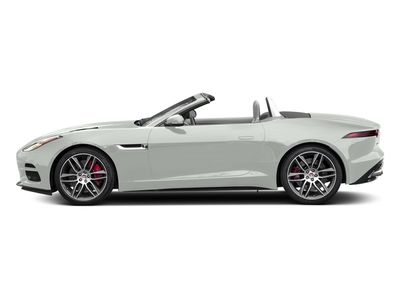 New 2018 Jaguar F-TYPE Convertible Automatic R AWD
