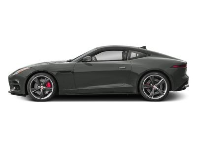New 2018 Jaguar F-TYPE Coupe Automatic R AWD