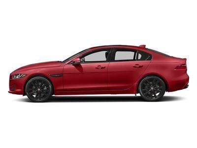 New 2018 Jaguar XE 25t Premium AWD Sedan