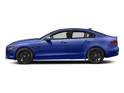 New 2018 Jaguar XE 25t Premium AWD Sedan