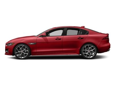 New 2018 Jaguar XE 20d R-Sport AWD Sedan