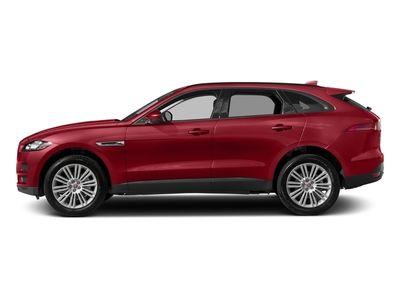 New 2018 Jaguar F-PACE 20d Prestige AWD SUV