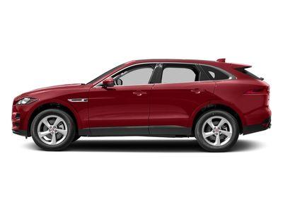 New 2018 Jaguar F-PACE 35t Prestige AWD SUV