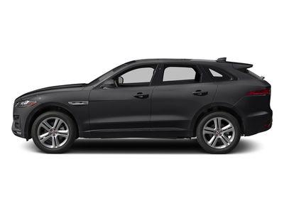 2018 Jaguar F-PACE 35t R-Sport AWD SUV