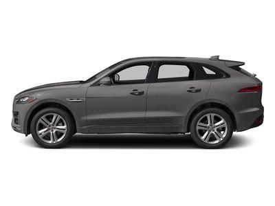 New 2018 Jaguar F-PACE 30t R-Sport AWD SUV