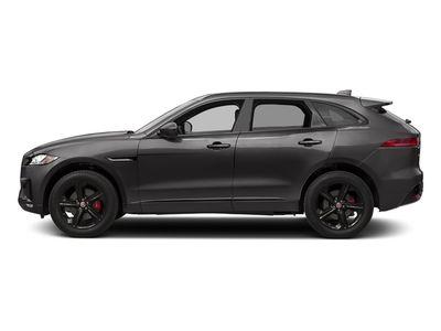 New 2018 Jaguar F-PACE S AWD SUV