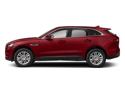 New 2018 Jaguar F-PACE 25t Prestige AWD SUV