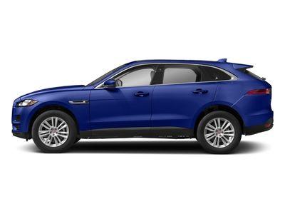 New 2018 Jaguar F-PACE 25t Premium AWD SUV