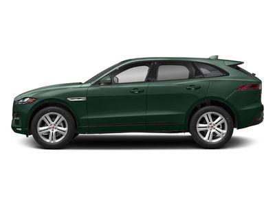New 2018 Jaguar F-PACE 25t R-Sport AWD SUV