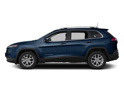 New 2018 Jeep Cherokee Latitude FWD