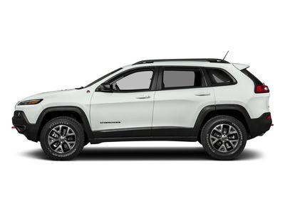 New 2018 Jeep Cherokee Trailhawk SUV