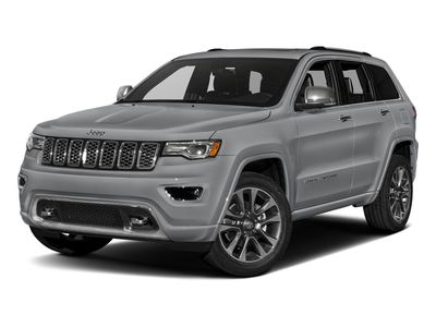 2018 Jeep Grand Cherokee Overland - Click to see full-size photo viewer
