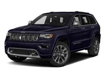 2018 Jeep Grand Cherokee High Altitude 4x4 - Click to see full-size photo viewer