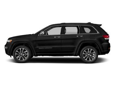 New 2018 Jeep Grand Cherokee High Altitude 4x4 SUV