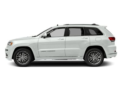 New 2018 Jeep Grand Cherokee Summit SUV