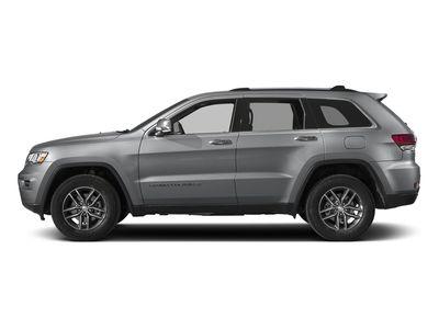 New 2018 Jeep Grand Cherokee Limited 4x4 SUV