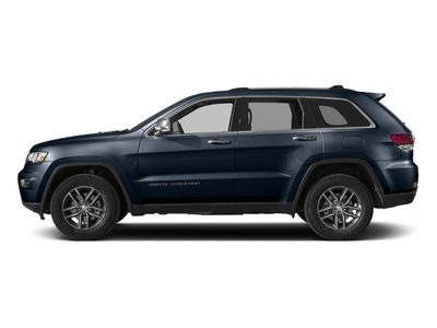 New 2018 Jeep Grand Cherokee 4DR SUV 4X4