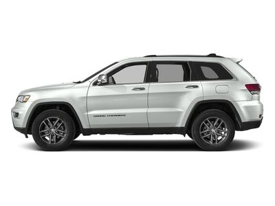 New 2018 Jeep Grand Cherokee Limited SUV