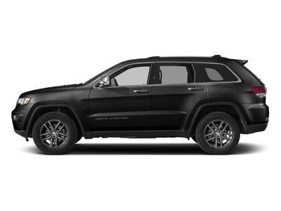 New 2018 Jeep Grand Cherokee Limited 4x4 SUV