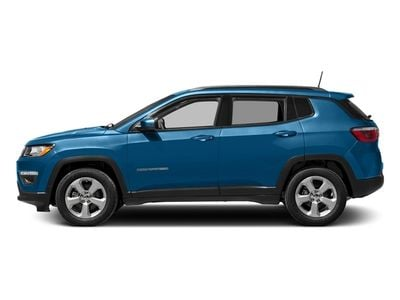 New 2018 Jeep Compass Sport FWD
