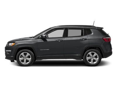 New 2018 Jeep Compass Latitude 4x4 SUV