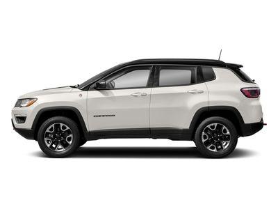 New 2018 Jeep Compass Trailhawk 4x4 SUV