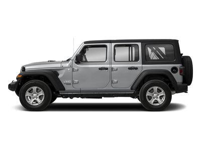 New 2018 Jeep Wrangler Unlimited Sport 4x4