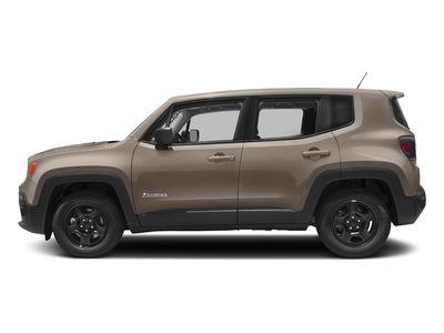 New 2018 Jeep Renegade Latitude FWD