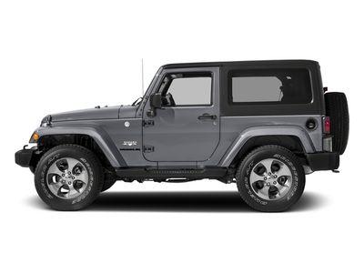 New 2018 Jeep Wrangler JK Sahara 4x4