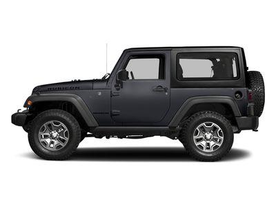 New 2018 Jeep Wrangler JK Rubicon Recon 4x4
