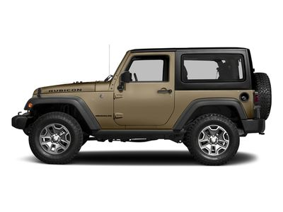 New 2018 Jeep Wrangler JK Rubicon 4x4
