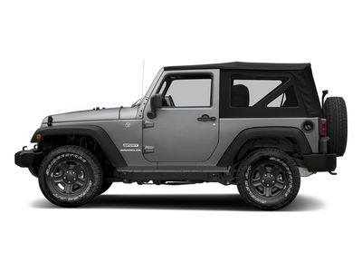 New 2018 Jeep Wrangler JK Willys Wheeler 4x4