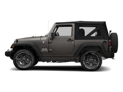 New 2018 Jeep Wrangler JK Willys Wheeler 4x4