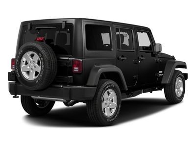 2018 Jeep Wrangler Unlimited Sport 4x4 - Click to see full-size photo viewer