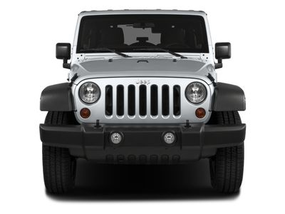2018 Jeep Wrangler Unlimited Sport S 4x4 - Click to see full-size photo viewer