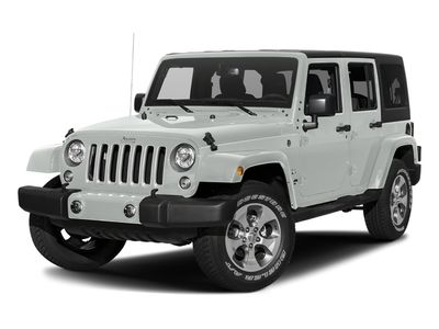 2018 Jeep Wrangler Unlimited Sahara 4x4 - Click to see full-size photo viewer